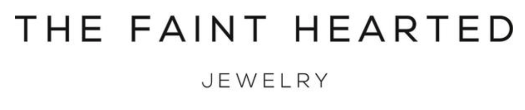 click this image to visit The Faint Hearted jewelry line