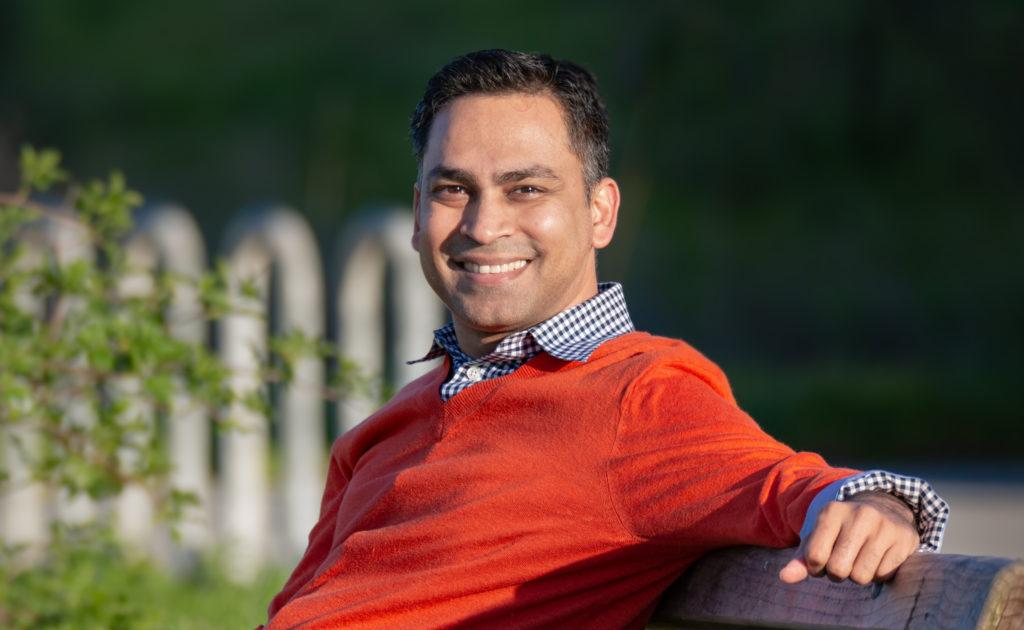 Gopi Rangan Founder & General Partner Sure Ventures